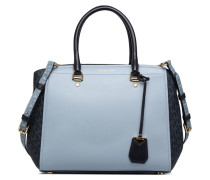 BENNING LG SATCHEL Handtasche in blau