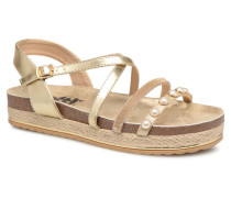 47835 Sandalen in goldinbronze