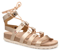 Cleo Sandalen in goldinbronze