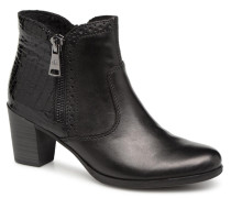 Evelina Y8965 Stiefeletten & Boots in schwarz