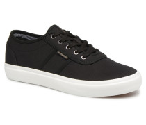 Jack & Jones JFW Austin Canvas Sneaker in grau