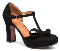 De Dubbi 33 Pumps in schwarz