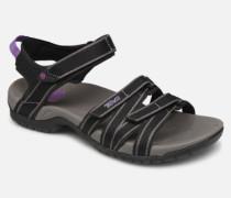 Tirra Sandalen in schwarz