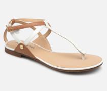 2GENIE Sandalen in weiß