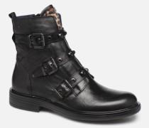 Matrix 7899 Stiefeletten & Boots in schwarz