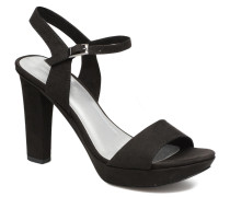 Hysope Sandalen in schwarz