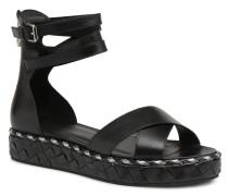 Marinne Sandalen in schwarz
