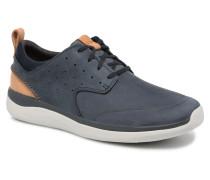 Garratt Lace Sneaker in blau