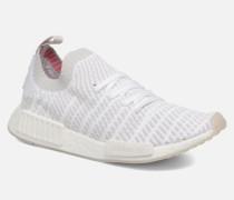 Nmd_R1 Stlt Pk Sneaker in weiß