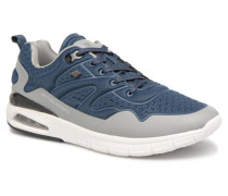 Demon Sneaker in blau