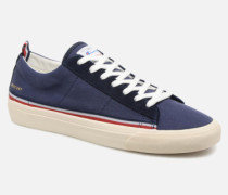 Low Cut Shoe MERCURY LOW CANVAS Sneaker in blau