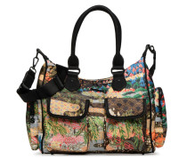 EXPLORER LONDON MEDIUM Handtasche in mehrfarbig