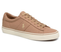 Sayer Canvas Sneaker in beige