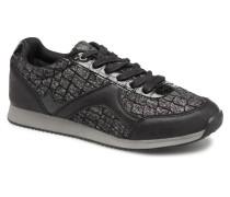 Aram 2 Noir Sneaker in schwarz
