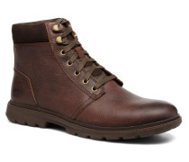 Nyles Pack Stiefeletten & Boots in braun