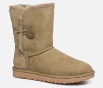 W Bailey Button II Stiefeletten & Boots in beige