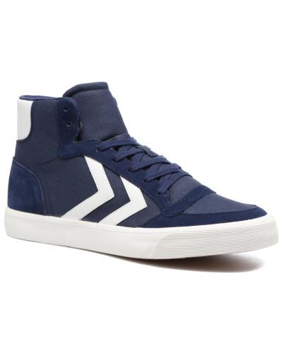 Stadil Rmx High Sneaker in blau