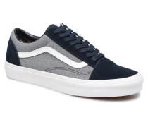 UA Old Skool (Suiting) BL Sneaker in blau