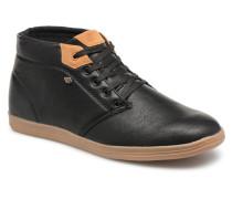Copal mid Sneaker in schwarz