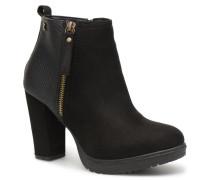 63704 Stiefeletten & Boots in schwarz