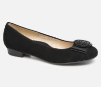 Bari 43720 Ballerinas in schwarz