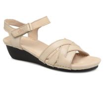 Macinah Sandalen in beige