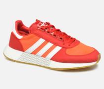 Marathon Tech Sneaker in rot