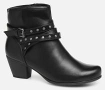 ELSA Stiefeletten & Boots in schwarz
