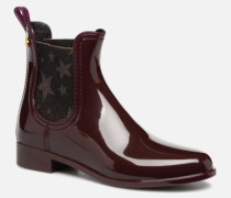 Janis Stiefeletten & Boots in rot