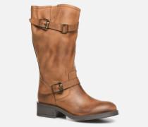SILJOE Stiefeletten & Boots in braun