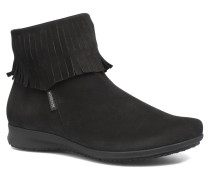 Faustina Stiefeletten & Boots in schwarz