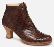 ROCOCO S848C Stiefeletten & Boots in braun