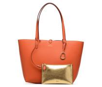Merrimack Reversible Tote Handtasche in goldinbronze