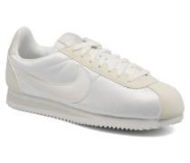 Wmns Classic Cortez Nylon Sneaker in weiß