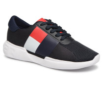 LIGHTWEIGHT HILFIGER WMN SNEAKER Sneaker in blau