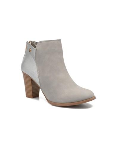 Heiß Rabatt XTI Damen Bonnie 45031 Stiefeletten & Boots in grau Empfehlen Online Billig Verkauf Sammlungen nGi6XEcZ