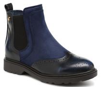 047351 Stiefeletten & Boots in blau