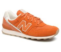 WR996 Sneaker in orange
