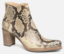 Paddy 7 Zip Boot Stiefeletten & Boots in grau