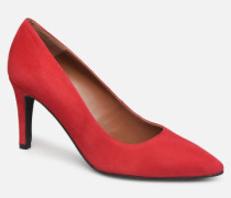 Estria Pumps in rot