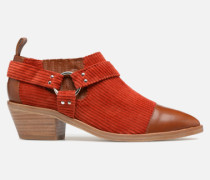 X Valentine Gauthier Boots Stiefeletten & in braun