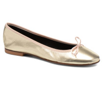 Luna Ballerinas in goldinbronze