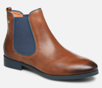 Royal W4D8637ST Stiefeletten & Boots in braun
