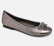 PANAMA NEW Ballerinas in silber