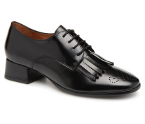 Tafango Schnürschuhe in schwarz