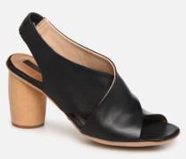 MULATA S629 Sandalen in schwarz