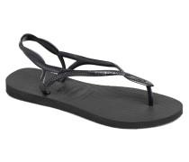 Luna Sandalen in schwarz