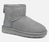 W Classic Mini II Metallic Stiefeletten & Boots in grau