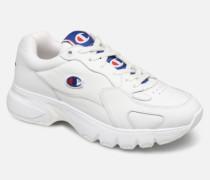 Cwa1 Leather W Sneaker in weiß