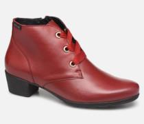 Isabella Stiefeletten & Boots in weinrot